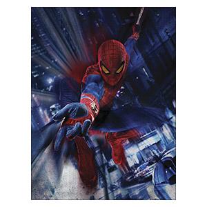 Хардпостер (на твёрдой основе) Spider-man. Размер: 30 х 40 см